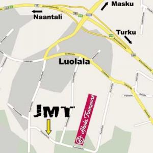 JMT-Vuokraus Oy, Naantali